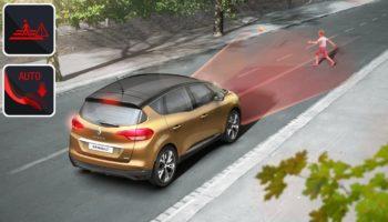 Autonomous Emergency Breaking Obligatoire sur tous les nouveaux véhicules - ADAS
