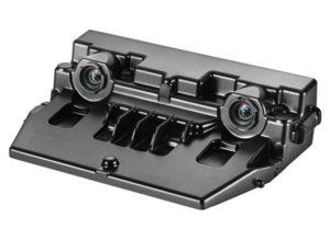 Camera pare-brise pour freinage automatique d'urgence