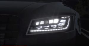 Système de vision nocturne t éclairage adaptatif Hella - ADAS