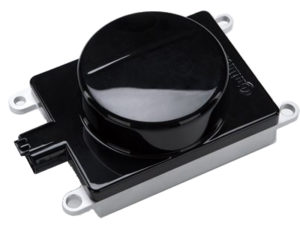 Laser LiDaR pour ADAS - situé calandre