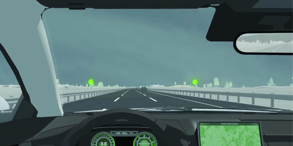 Reconnaissance panneaux & limtuer de vitesse - ADAS - caméra pare-brise