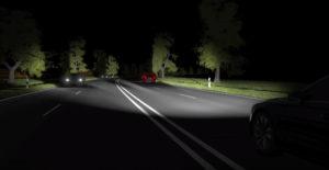 Eclairage Matrix LED System - Hella Gutmann - Sécurité aide à la conduite - ADAS